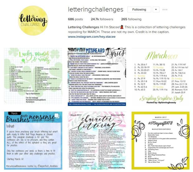 lettering-challenges