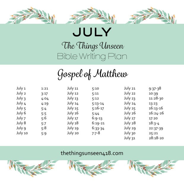 July BWP Prompt